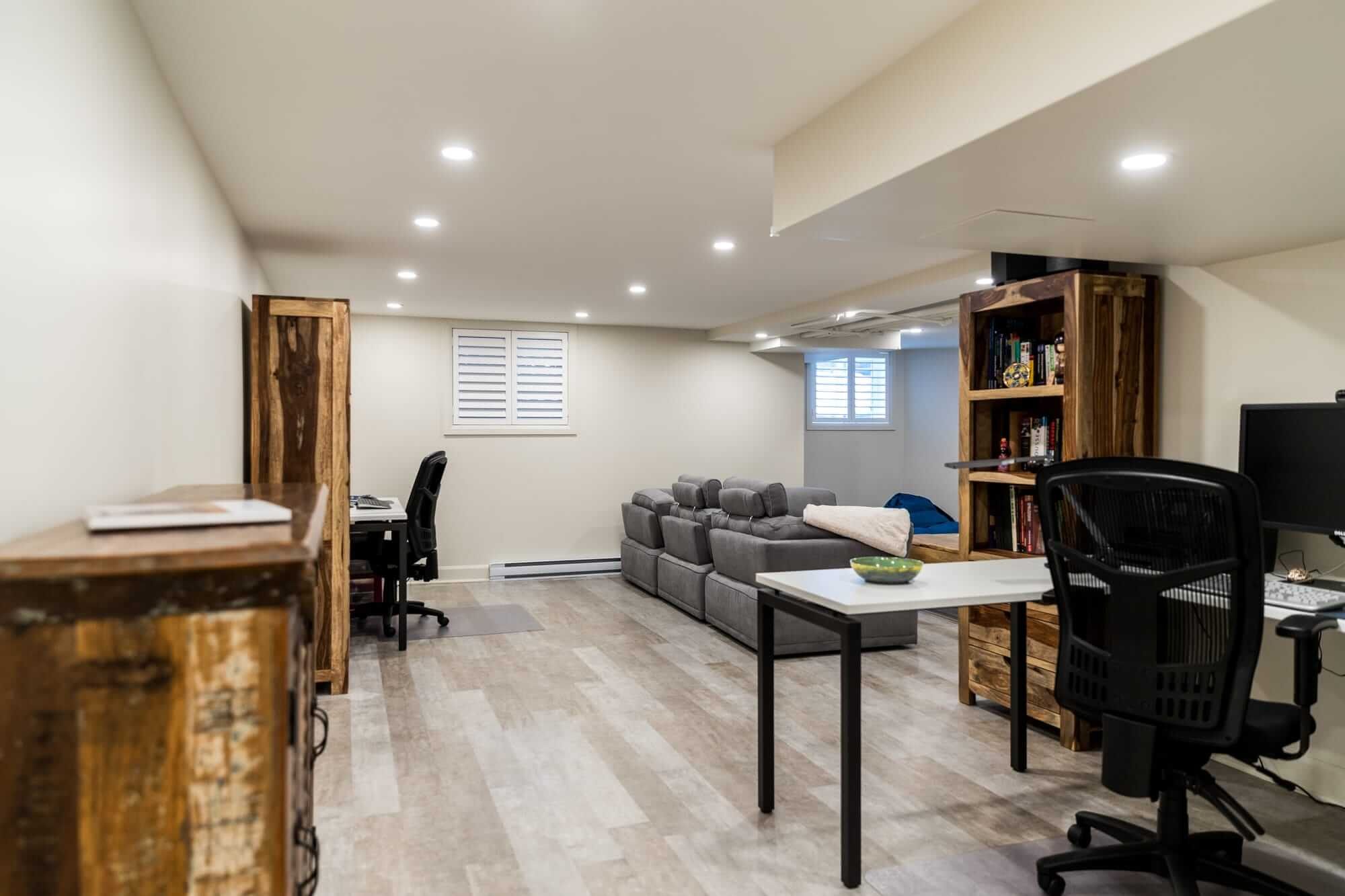 basement renovation Vaughan